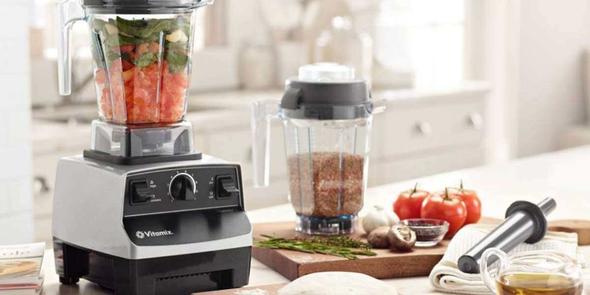 how to use vitamix