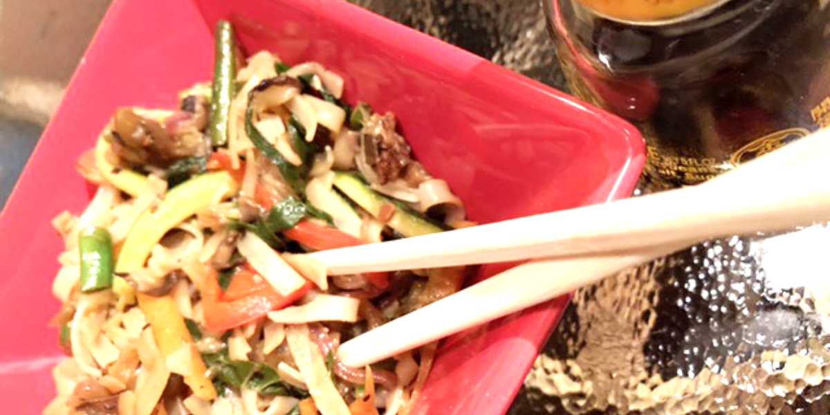 Easy Asian Tasty Stir Fry by Colleen